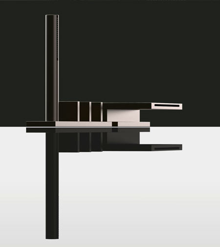 AK/25 by Aboutwater for Boffi and Fantini, line up this tap