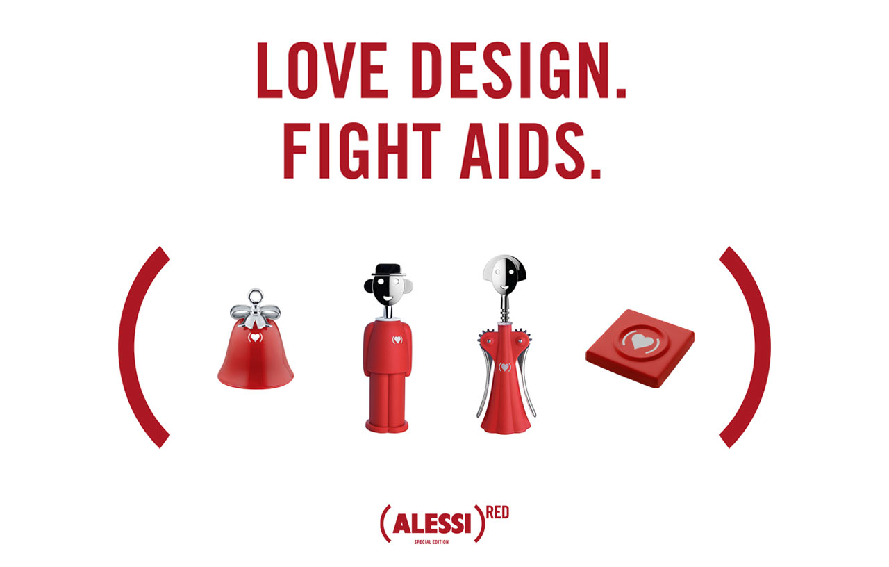 Alessi (PRODUCT)RED