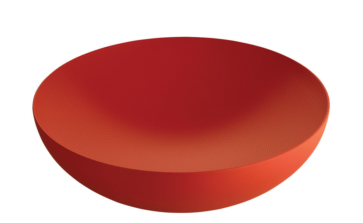 The Double Bowl, design D'Urbino Lomazzi for Alessi, Texture & Colours collection.