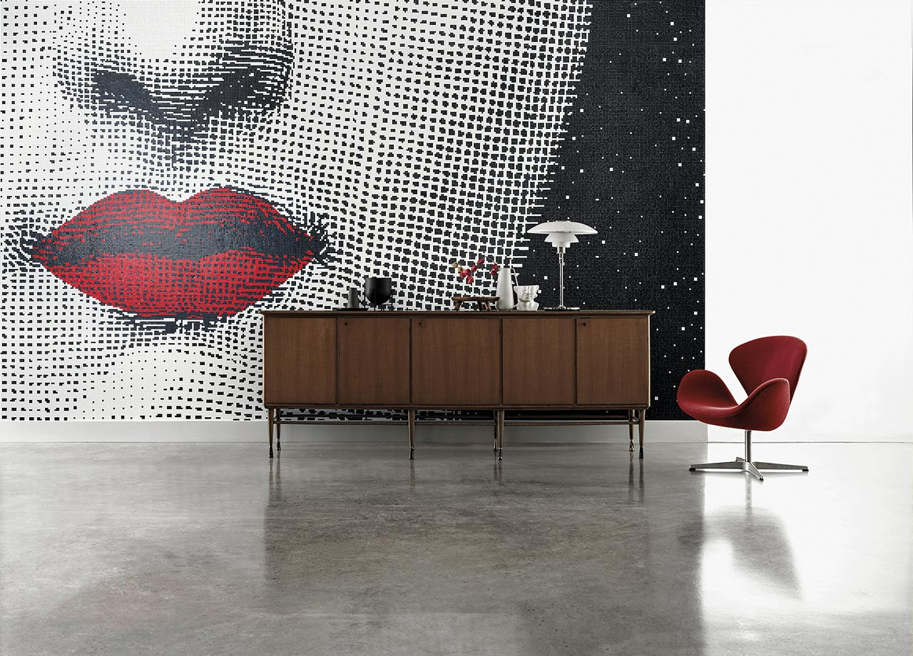 Bisazza The Fornasetti Collection