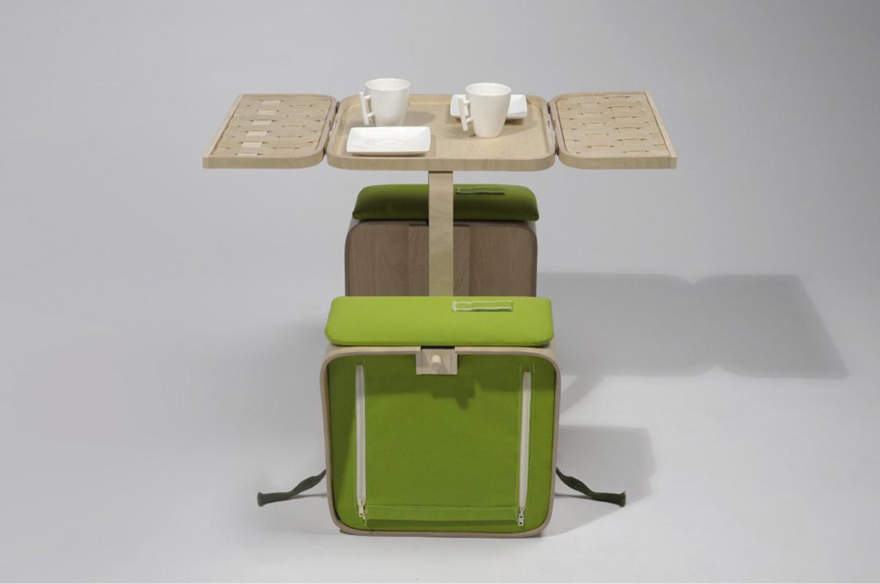 Bloon Design, picnic set Springtime