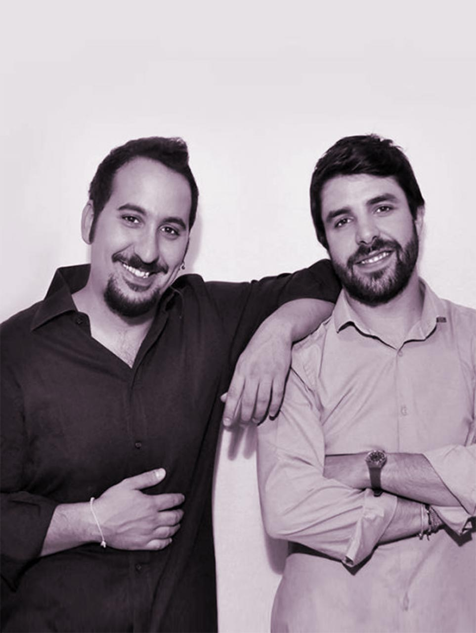 Santa Design Studio was established in 2011, by Matteo Memmi and Marco Forbicioni