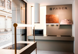 Find the nearest Faber store