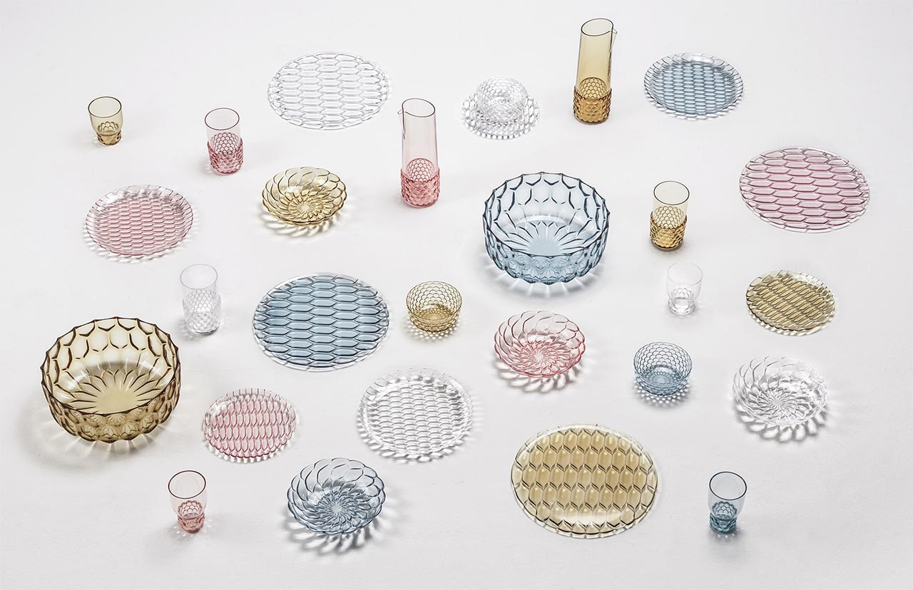 Jellies Family, the tableware collection made in 2014
