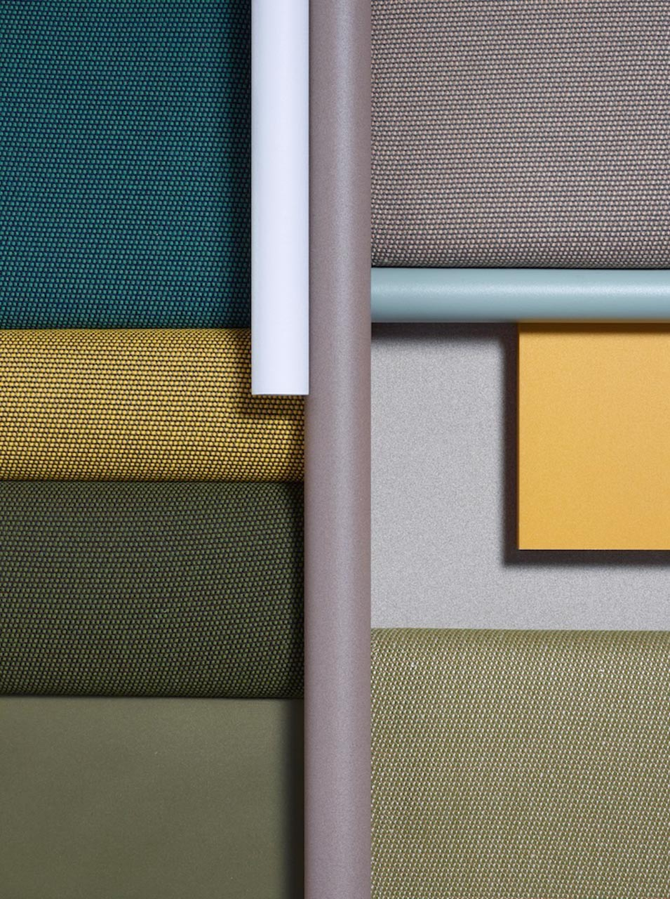 Terrain by Kettal, outdoor fabric