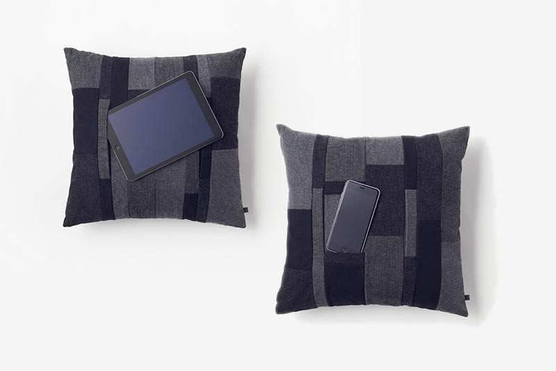 Nendo Mobile Cushion