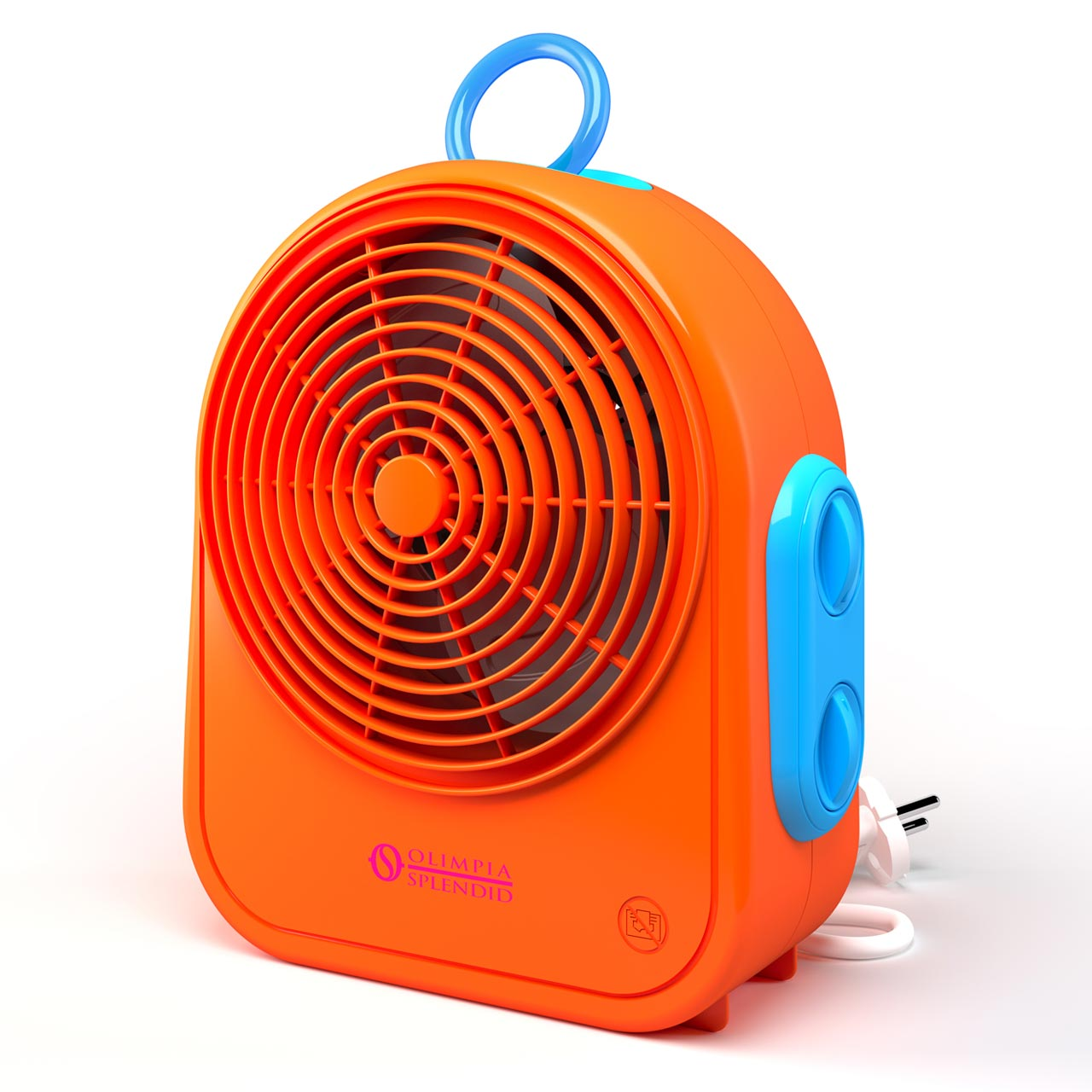 Olimpia Splendid, termoventilatore Color Blast