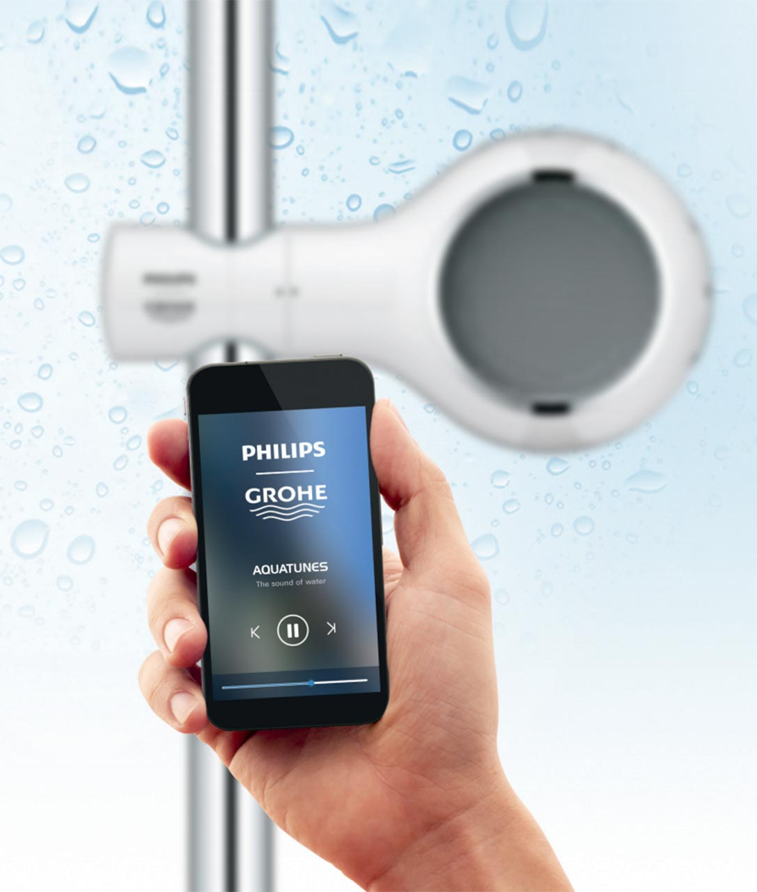 Philips Grohe Aquatunes