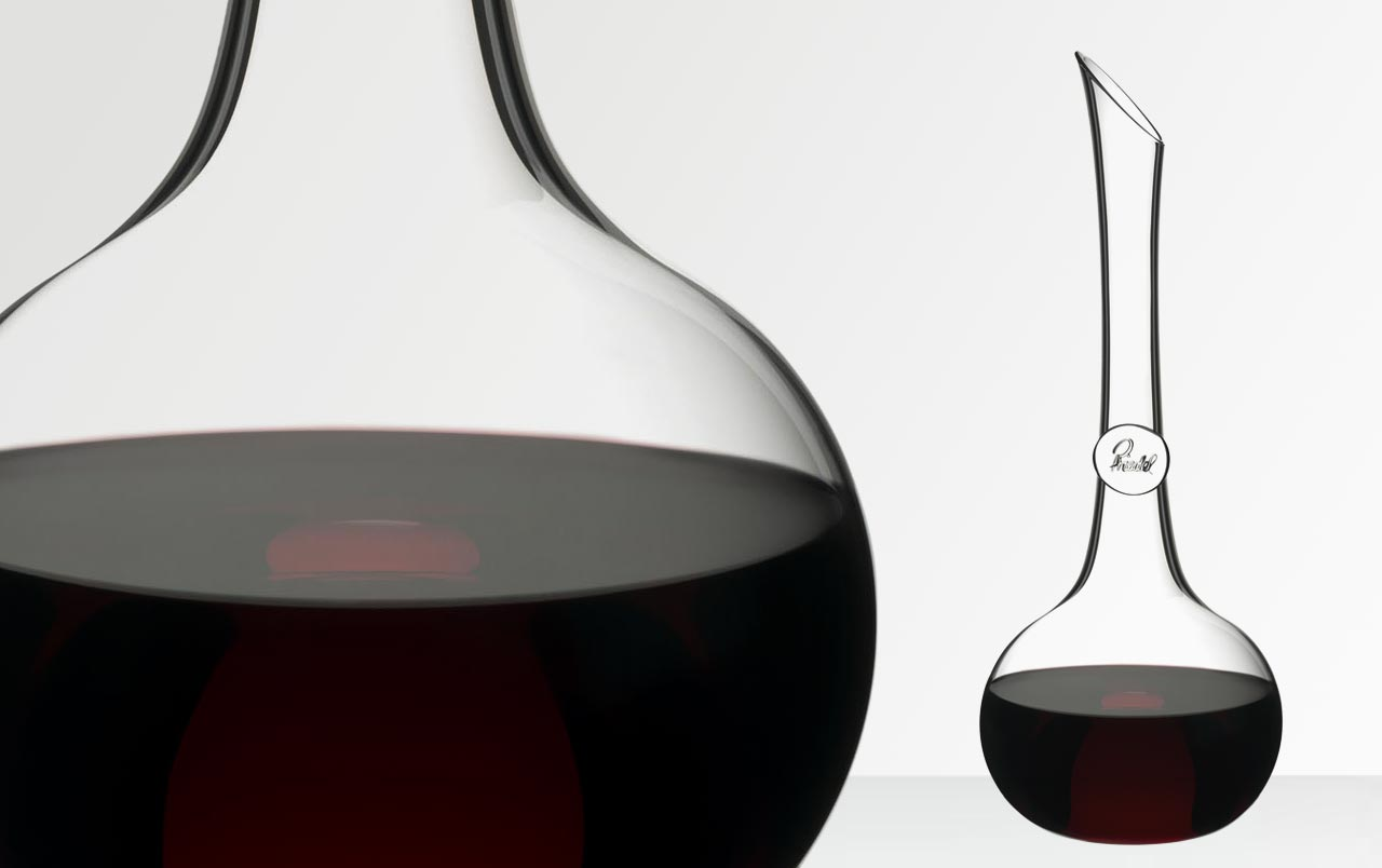 Riedel decanter Superleggero
