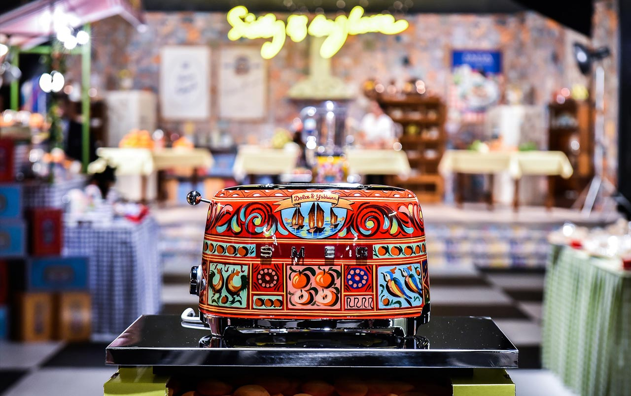 Smeg Sicily is my Love