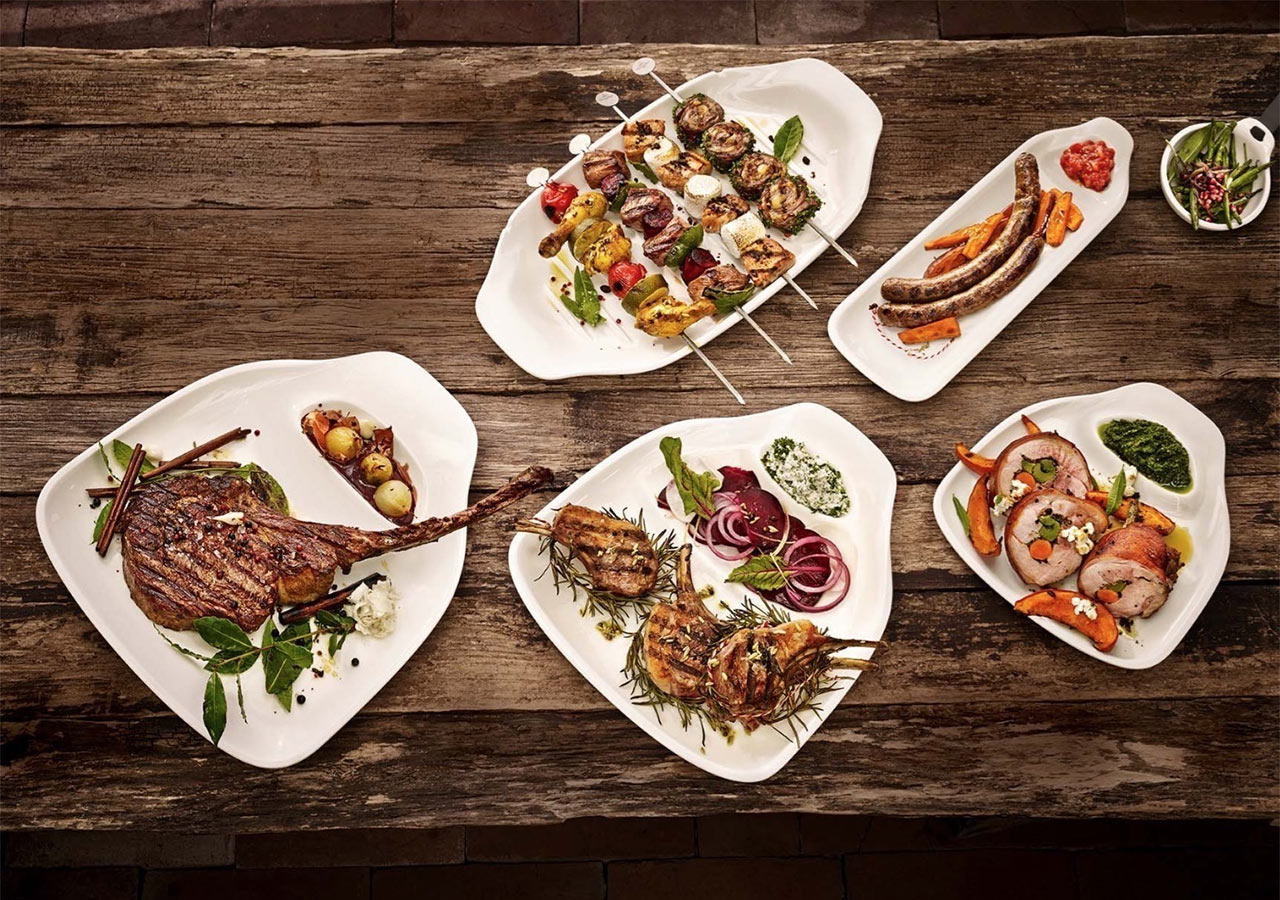 Tableware bbq passion by villeroy boch - Villeroy and boch ...