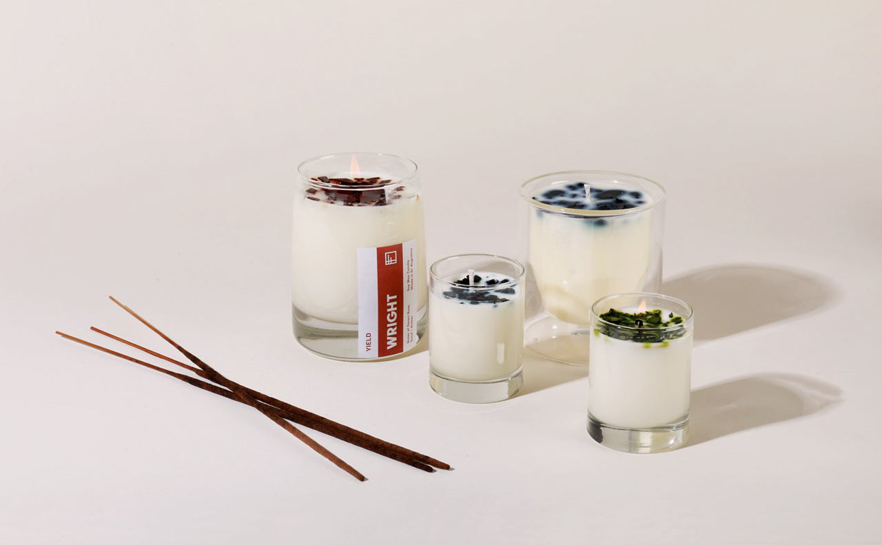 Yeld Architect Candle Collection