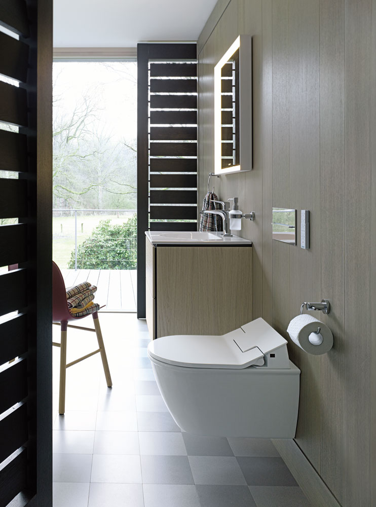 darling new wc by duravit
