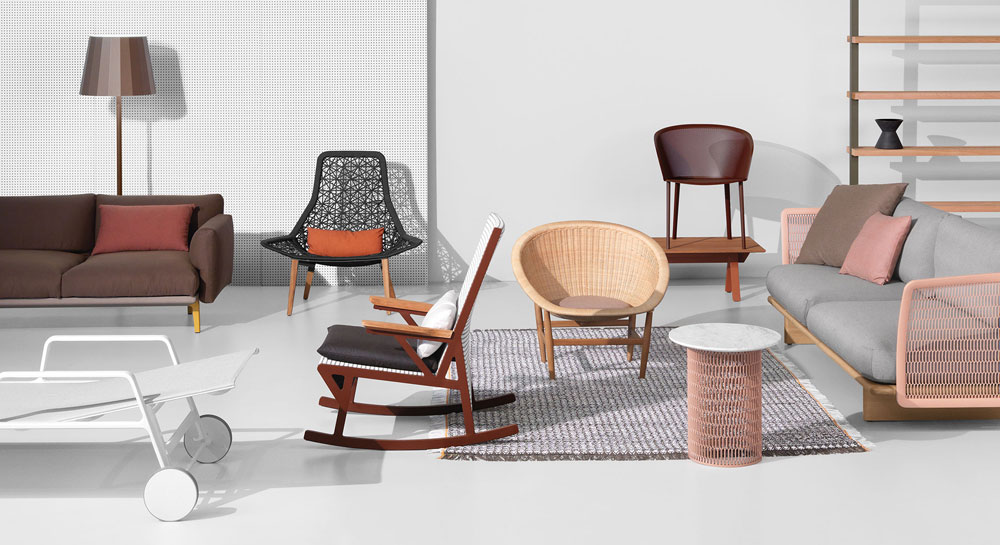 outdoor collection by kettal