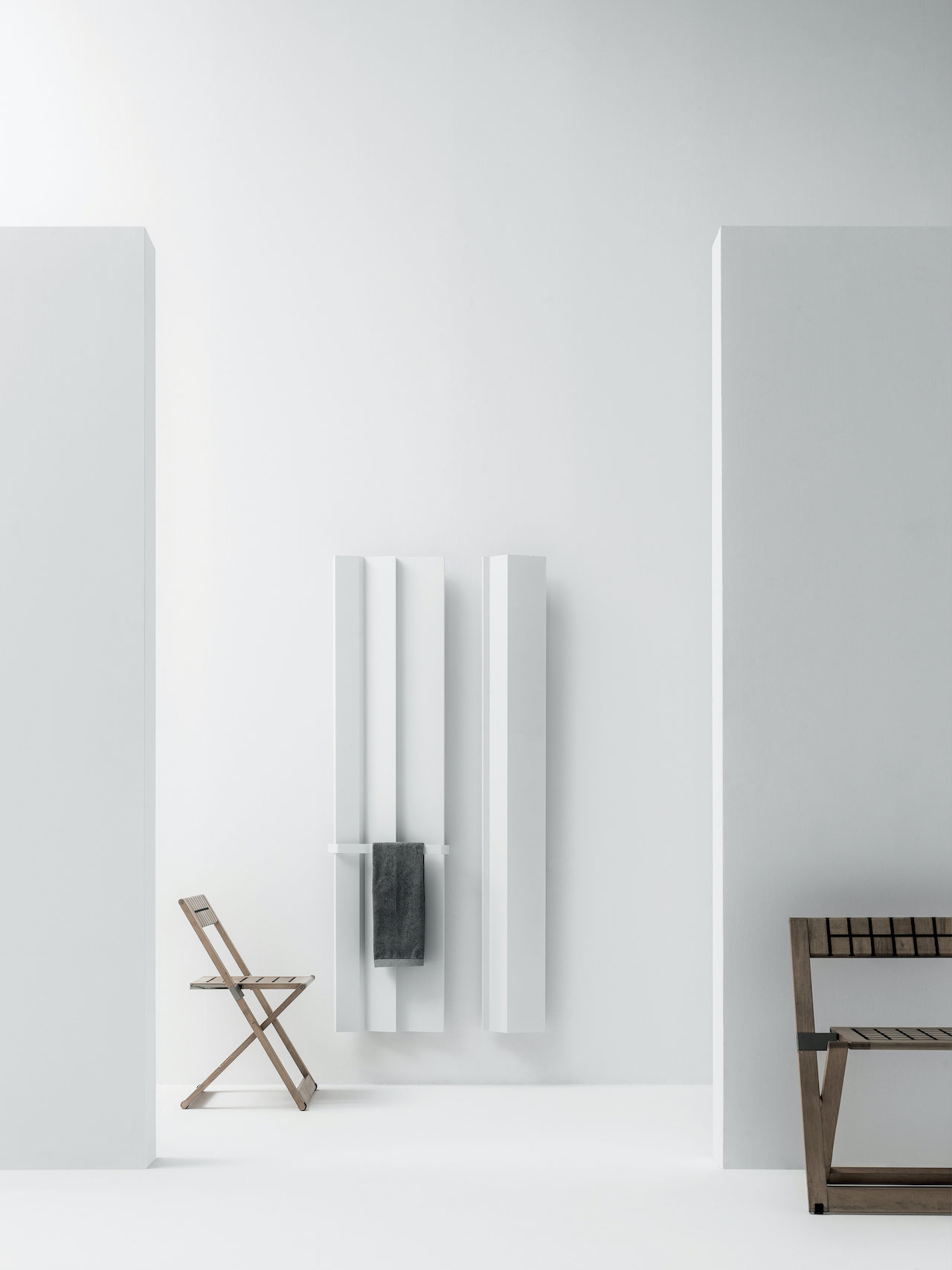 Radiator Android, design Daniel Libeskind 2016, Antrax IT