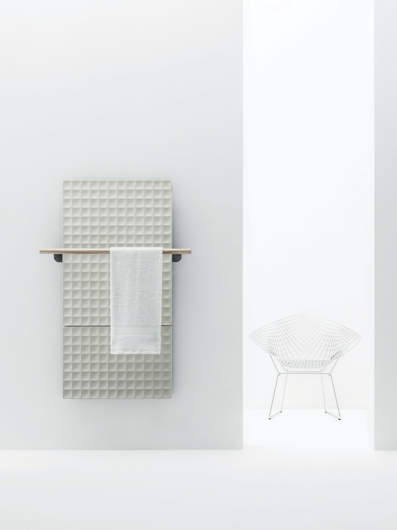 Radiator Waffle, design Piero Lissoni 2018, Antrax IT