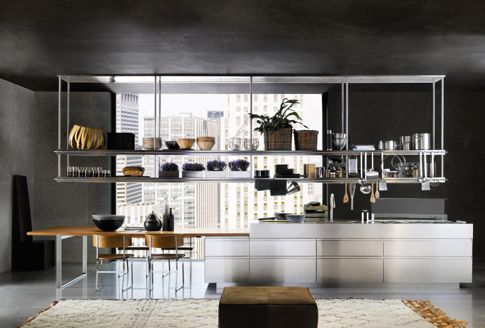 convivium kitchen by arclinea