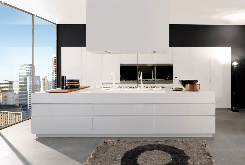 Arclinea: modular designer kitchens