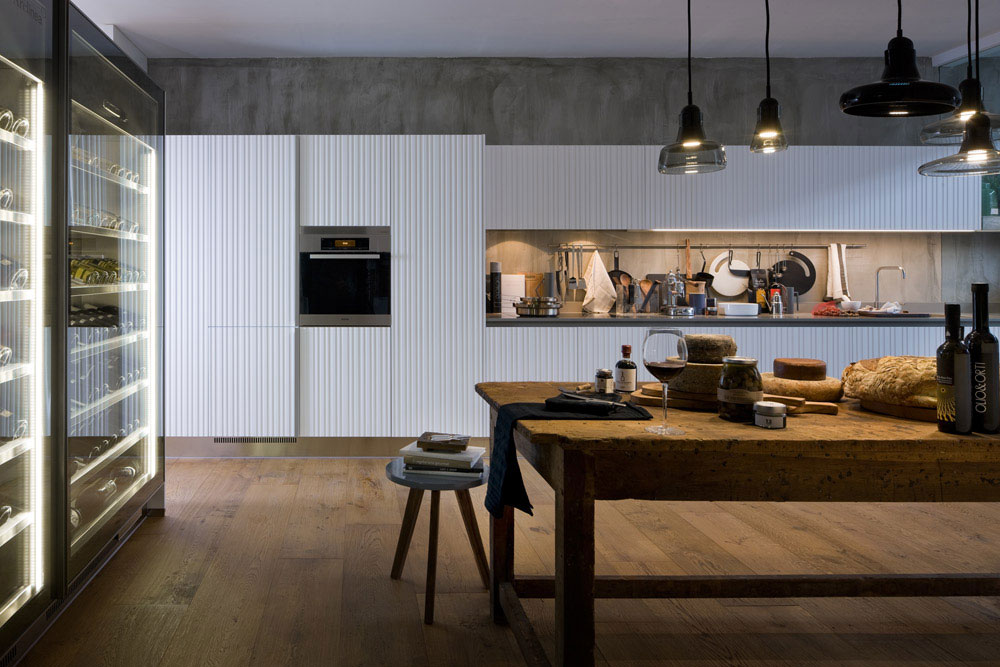 gamma kitchen by arclinea