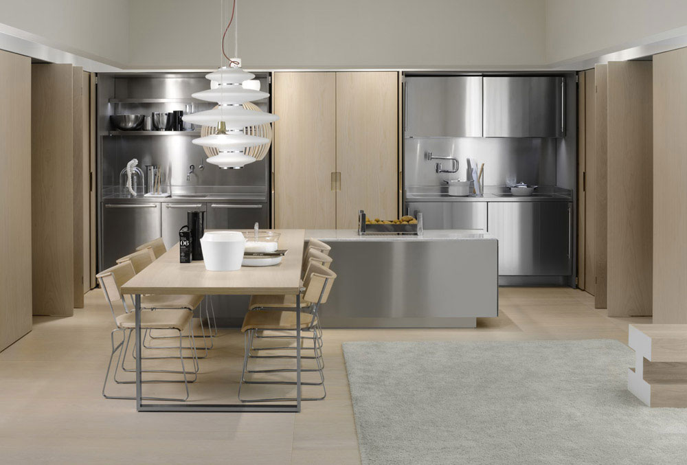 spatia kitchen by arclinea