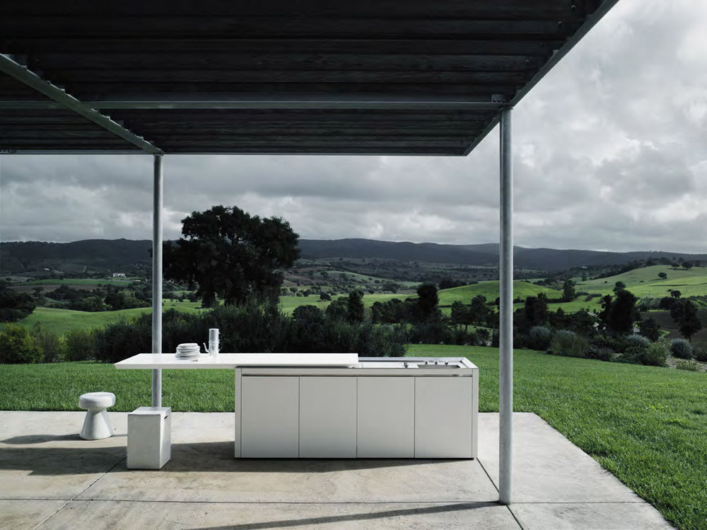 k2 outdoor kitchen boffi