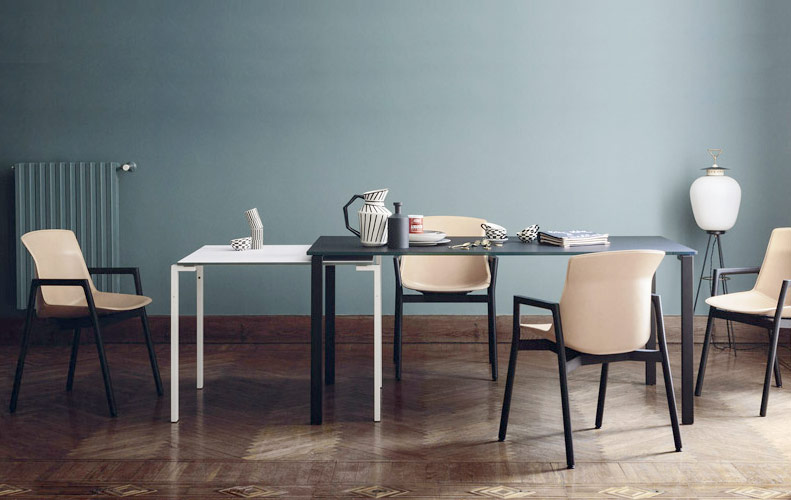 1-2 table cassina
