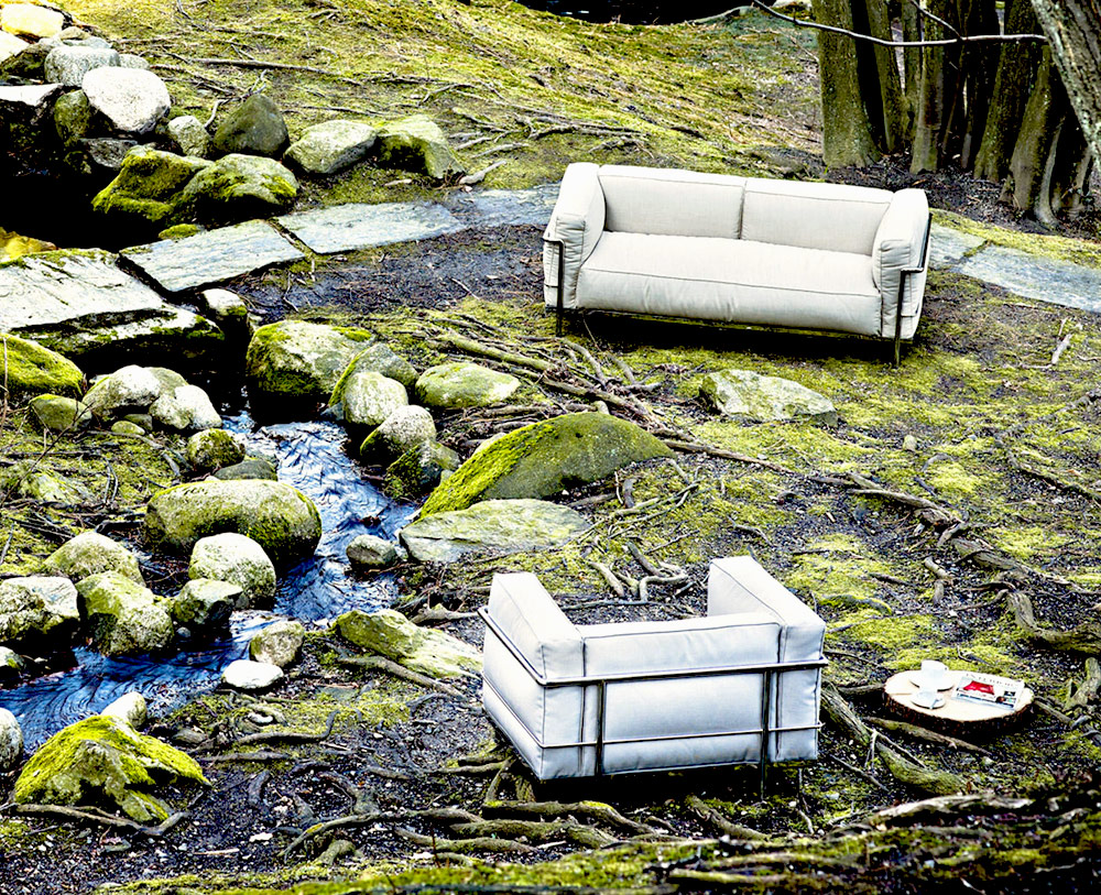 divani lc3 outdoor cassina