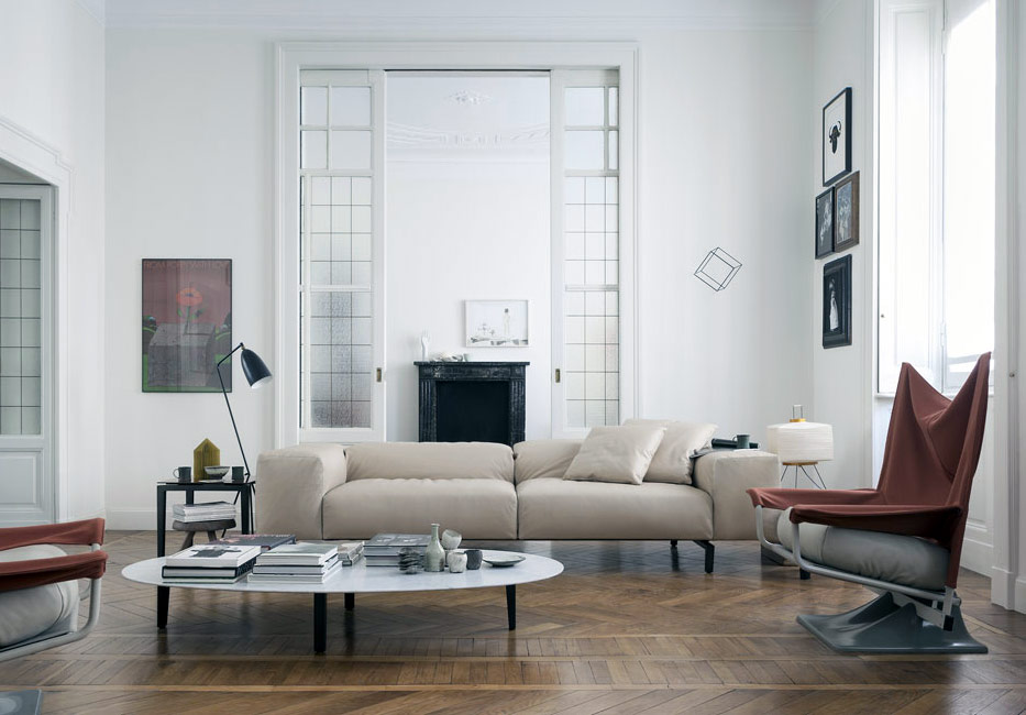 scighera sofa cassina
