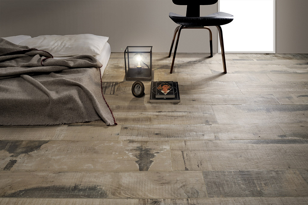 Old Wood is a tile series with high visual impact, inspired by the warmth of timber. Tiles faithfully reproduce material qualities of timber and are available a choice of five different styles:...