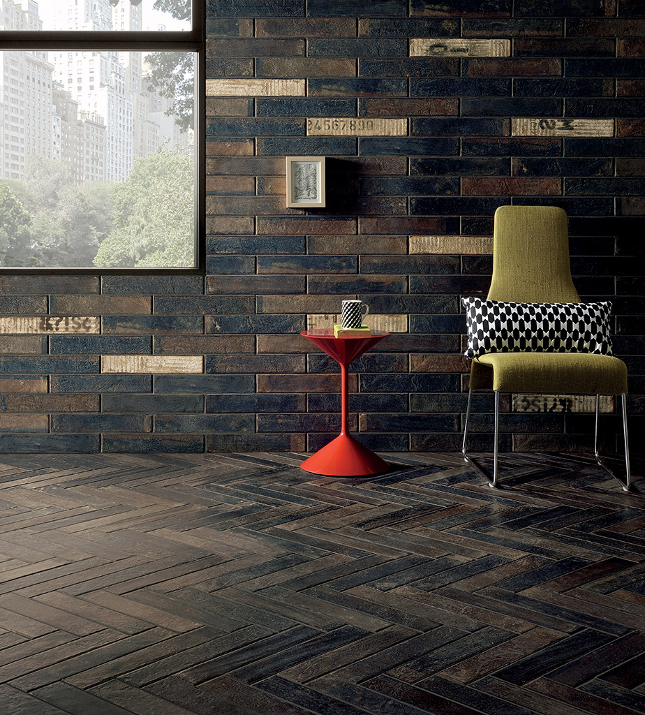 Urban Collection is a tile series, which pays tribute to warehouse interiors and industrial architecture typical of Western societies. Urban Avenue is a series of porcelain stoneware tiles, its...
