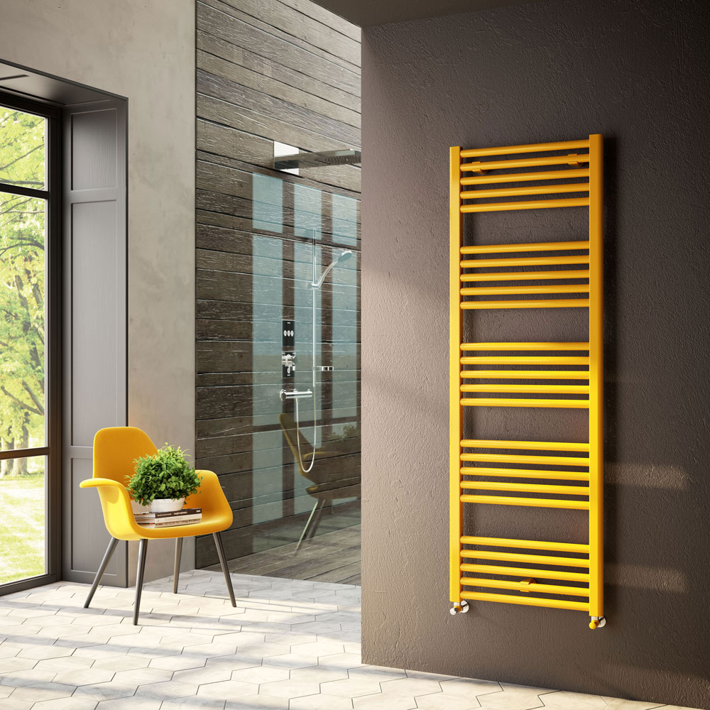 anna heated towel rack by cordivari