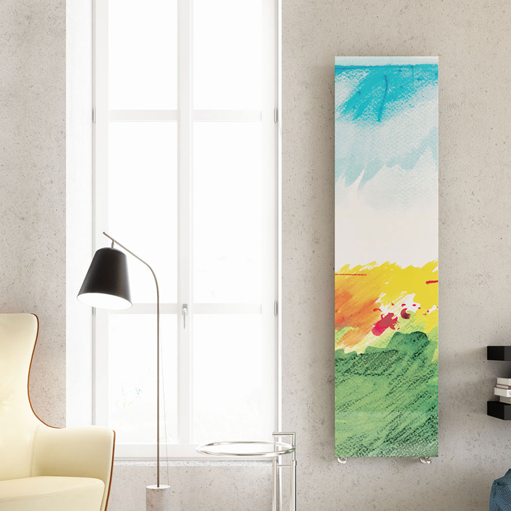 frame season radiator by cordivari