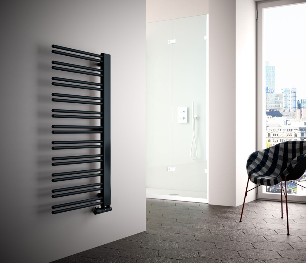 yara heated towel rack by cordivari
