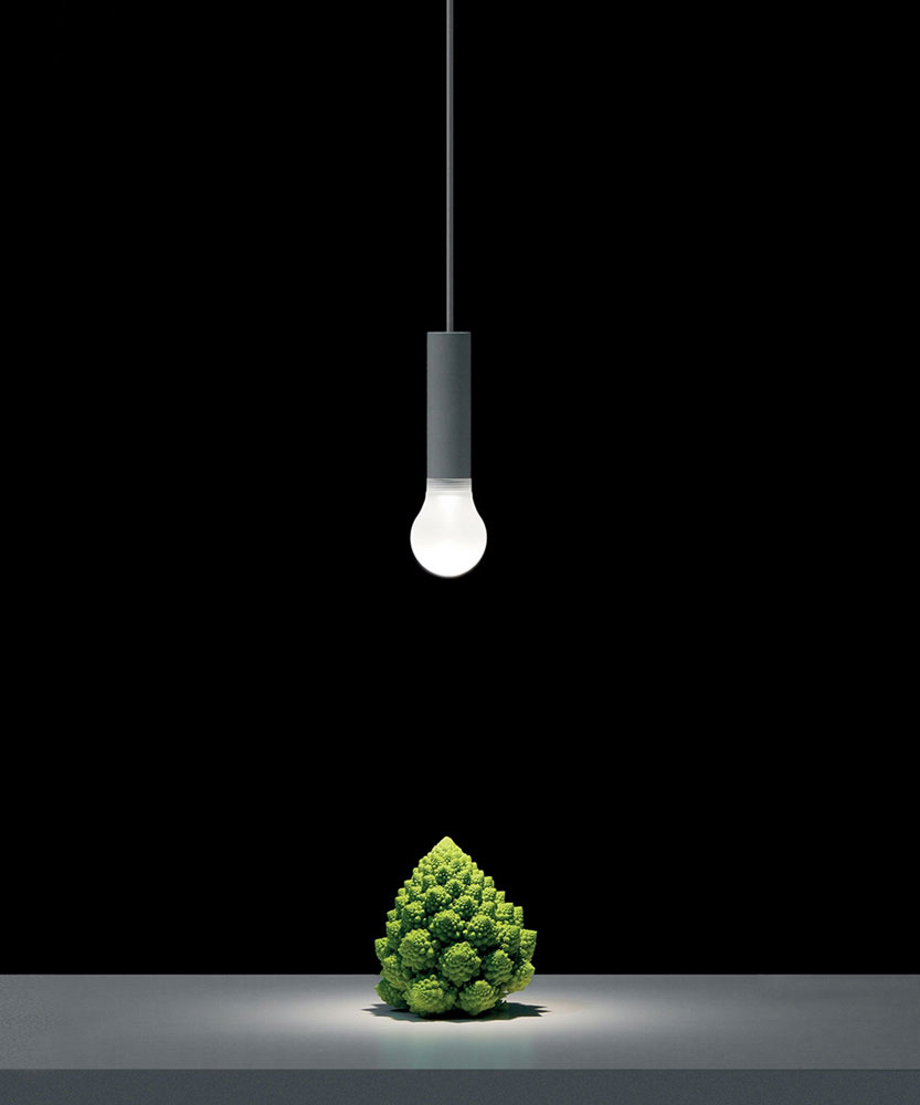 lampada led is more by davide groppi