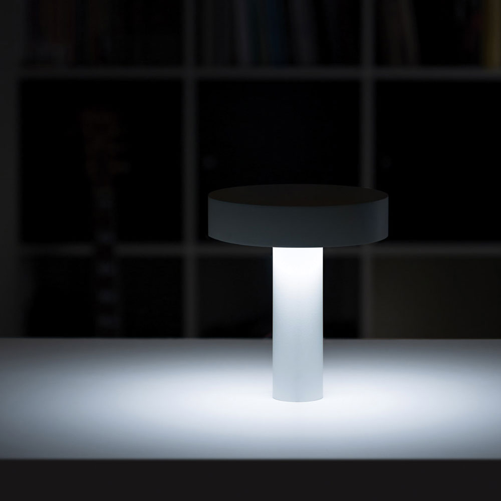 pop up lamp by davide groppi