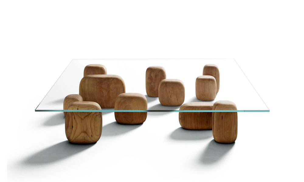 ishi small table by de padova
