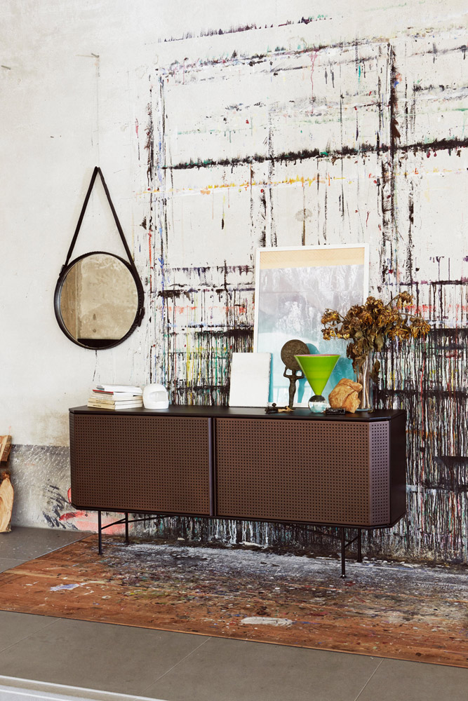 perf sideboard by diesel living with moroso