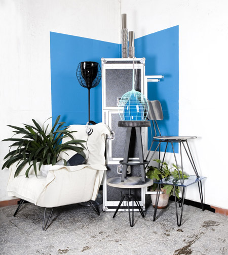 Diesel Living with Moroso in 10 scatti