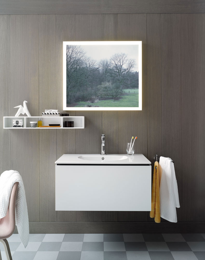 collezione darling new by duravit