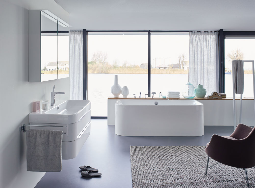 collezione happy d.2 by duravit
