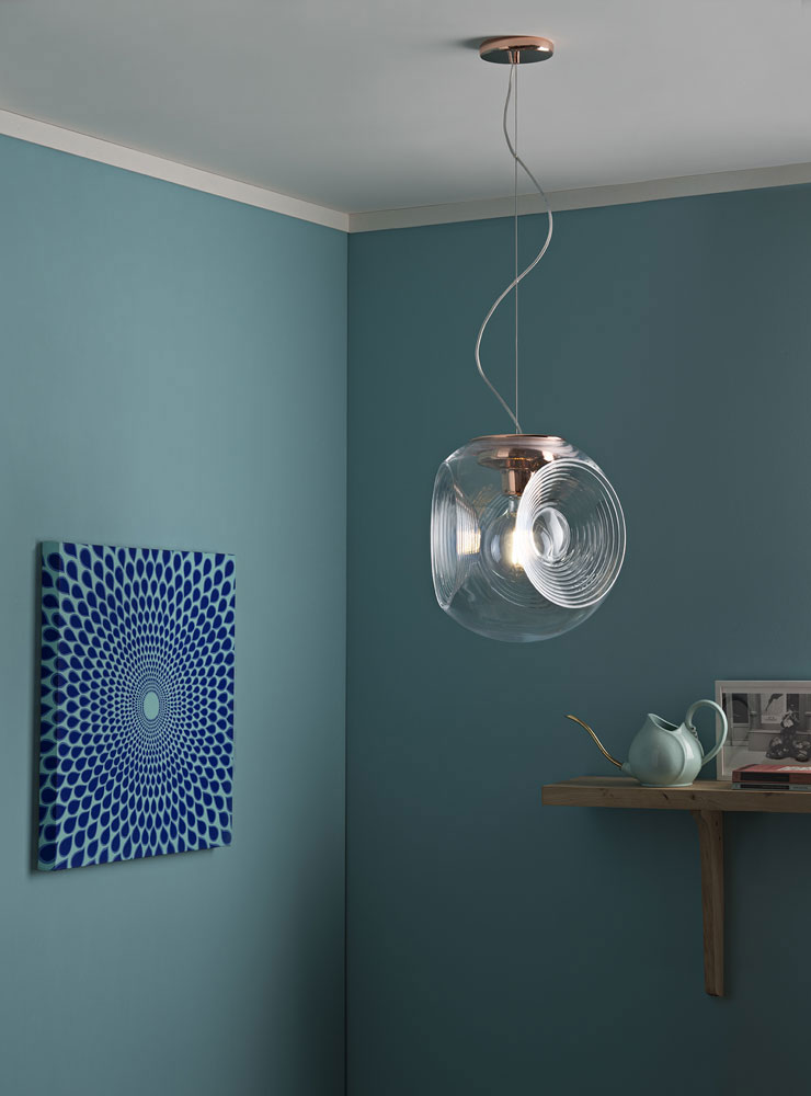eyes lamp by fabbian