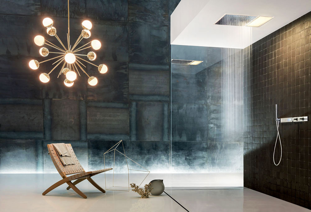 acquadolce showerhead by fantini