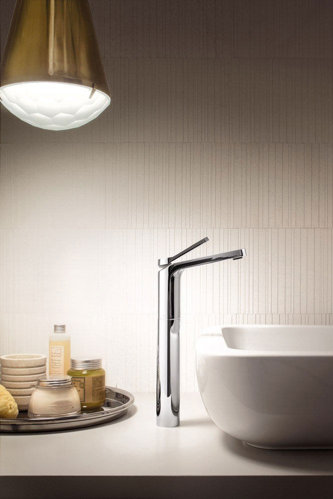 levante mixer tap by fantini