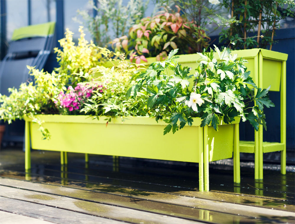 terrazza planter by fermob