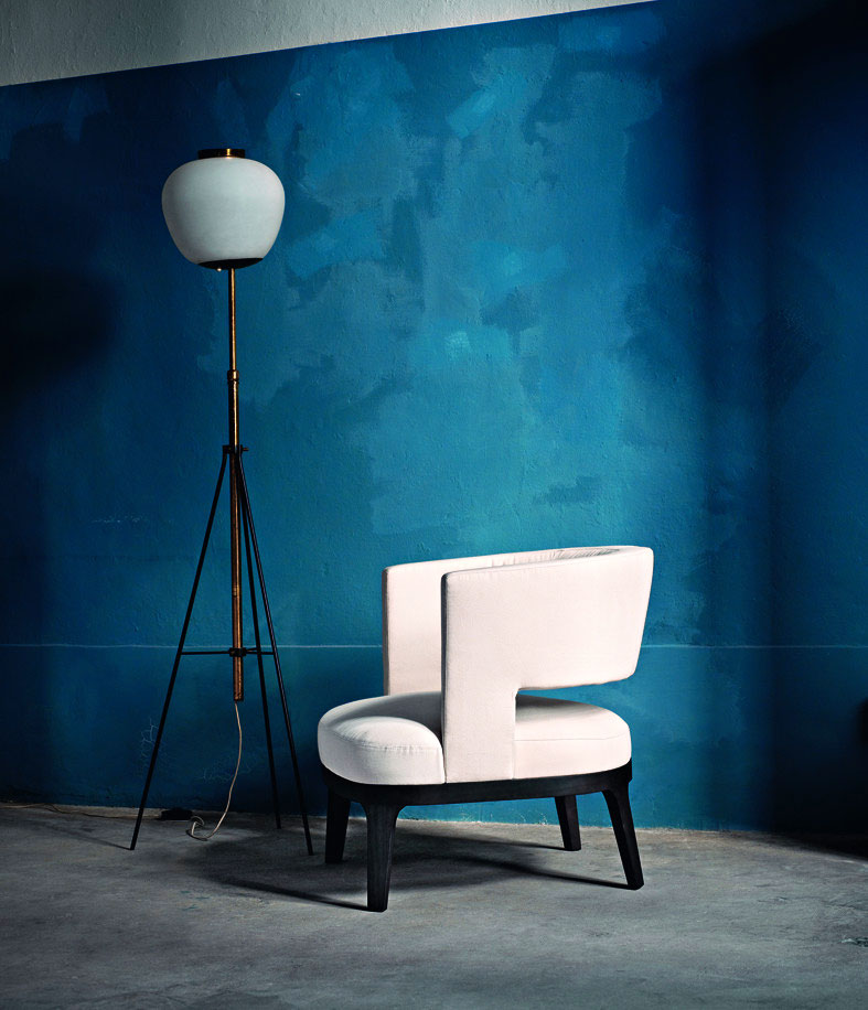 poltrona astrid by flexform mood
