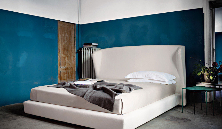 letto lauren by flexform mood