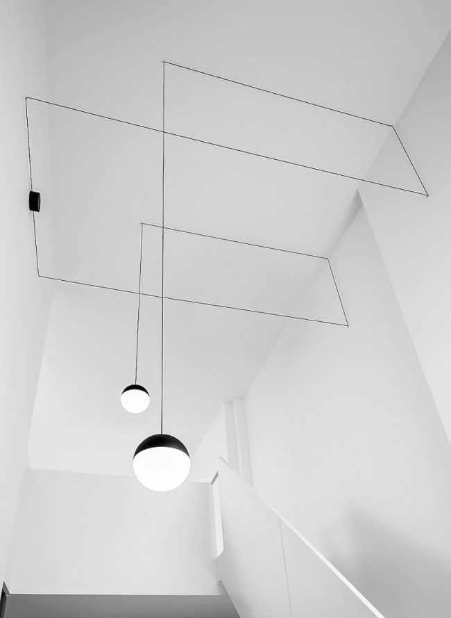 String Light , Michael Anastassiades, 2014