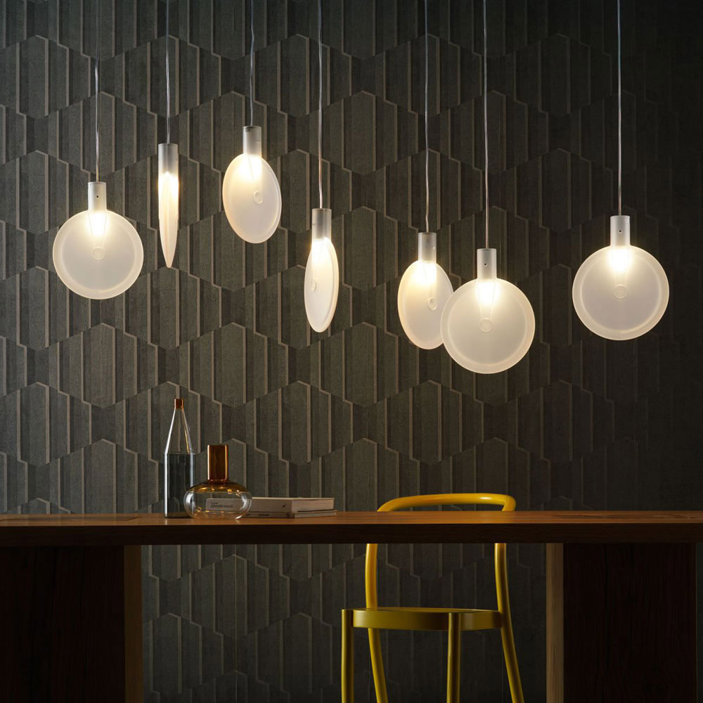 nebra lamp by fontanaarte