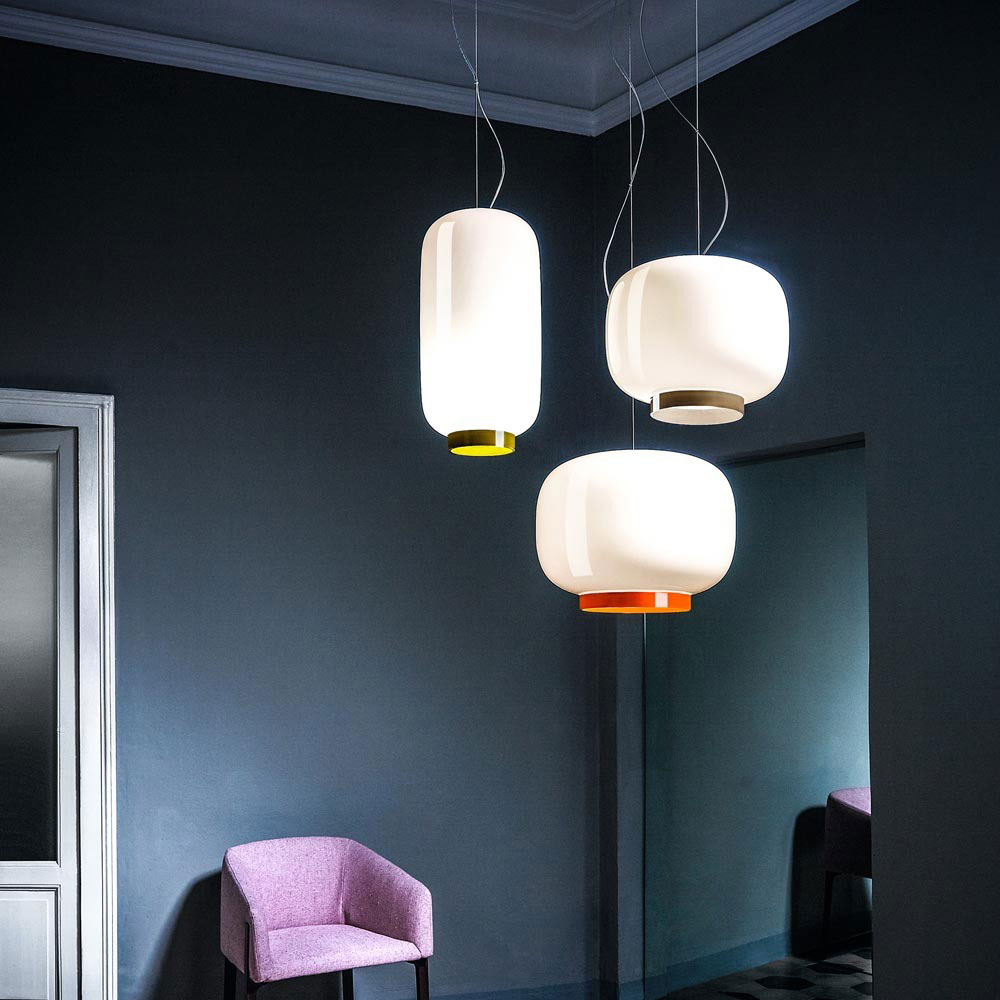 chouchin lamp by foscarini