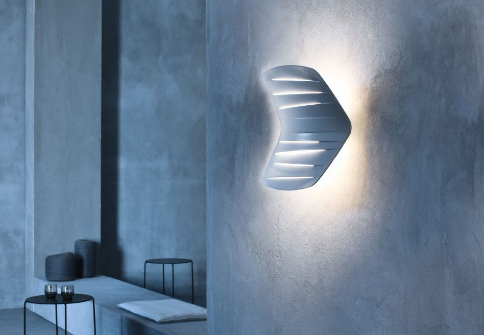 flip lamp by foscarini